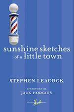 Sunshine Sketches of a Little Town af Stephen Leacock