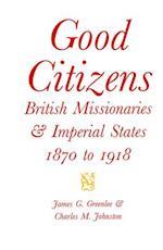 Good Citizens af Charles M. Johnston, James G. Greenlee