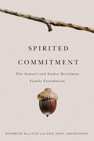 Spirited Commitment af Roderick Macleod, Eric John Abrahamson