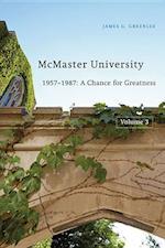 McMaster University af James G. Greenlee