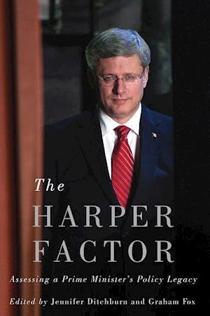 Bog, hardback The Harper Factor af Jennifer Ditchburn