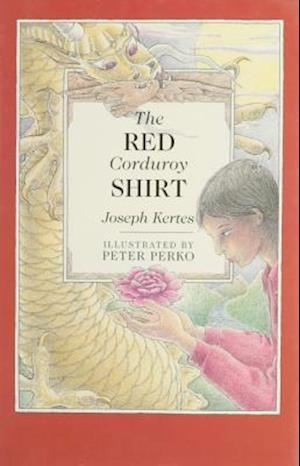 Red Corduroy Shirt af Joseph Kertes
