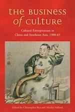 The Business of Culture af Christopher Rea