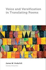 Voice and Versification in Translating Poems (Perspectives on Translation)