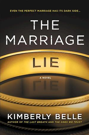 Bog, paperback The Marriage Lie af Kimberly Belle