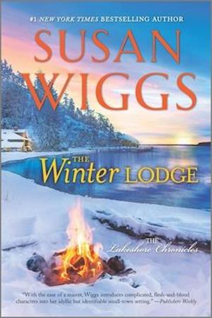 Bog, paperback The Winter Lodge af Susan Wiggs