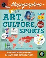 Art, Culture, and Sports (Mapographica)