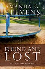 Found and Lost af Amanda G. Stevens