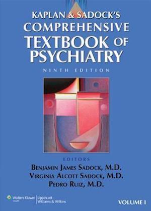 Kaplan and Sadock's Comprehensive Textbook of Psychiatry af Virginia A Sadock, Pedro Ruiz, Benjamin James Sadock