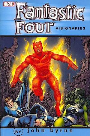 Fantastic Four Visionaries af Roger Stern, John Byrne