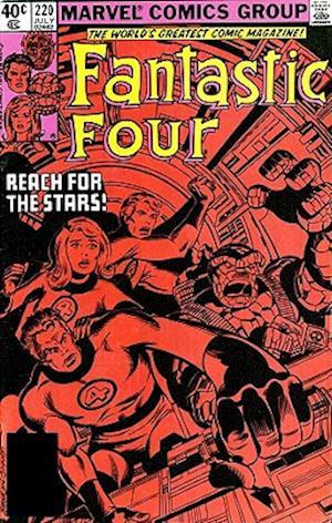 Bog, paperback Fantastic Four Visionaries af John Byrne