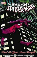 Spider-man: Died In Your Arms Tonight (Graphic Novel Pb)
