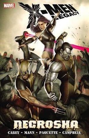 X-Men Legacy af Mike Carey