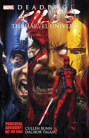 Deadpool af Cullen Bunn