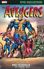 Avengers Epic Collection (Avengers)