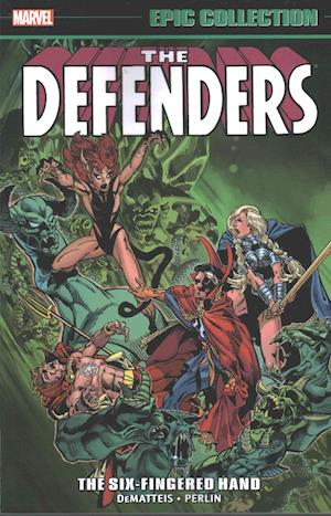 Defenders Epic Collection af J. M. Dematteis
