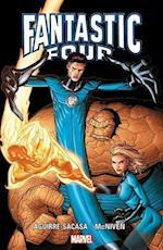 Fantastic Four 4 af Roberto Aguirre-sacasa
