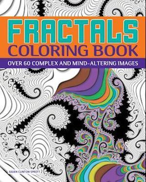 Fractals Adult Coloring Book af Julien Clinton Sprott