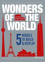 Wonders of the World (5 Models to Build Display)