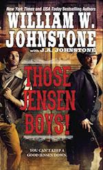Those Jensen Boys! af J.A. Johnstone