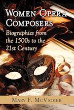 Women Opera Composers