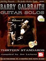Barry Galbraith Guitar Solos Volume 2 (Guitar Masters)