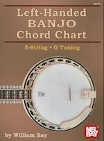 Left-Handed Banjo Chord Chart af William Bay