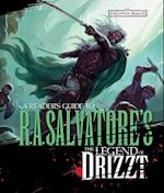 Reader's Guide to R.A. Salvatore's the Legend of Drizzt af Philip Athans, Susan J Morris, Todd Lockwood