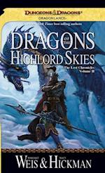 Dragons of the Highlord Skies (The Lost Chronicles)