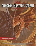 D&D Dungeon Master's Screen (Dungeons & Dragons)