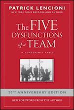 The Five Dysfunctions of a Team (J-b Lencioni Series)