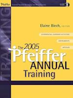 The 2005 Pfeiffer Annual (J-B Pfeiffer Annual)