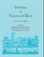 Visitation of England and Wales af Frederick Arthur Crisp, Joseph Jackson Howard