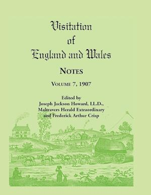 Visitation of England and Wales Notes af Joseph Jackson Howard, Frederick Arthur Crisp