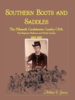 Southern Boots and Saddles af Arthur E. Green