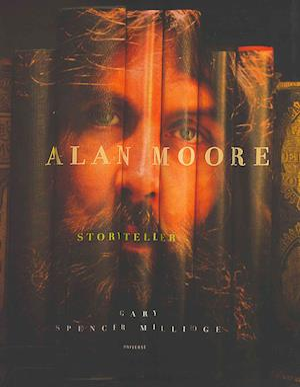 Bog, hardback Alan Moore af Millidge Gary Spencer