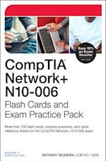 Comptia Network+ N10-006 Flash Cards and Exam Practice Pack af Anthony Sequeira