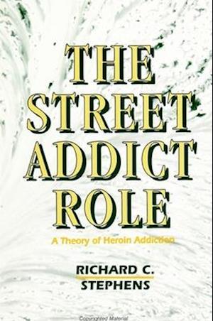 The Street Addict Role af Richard, Stephens