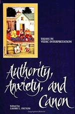 Authority, Anxiety, and Canon af Laurie L. Patton