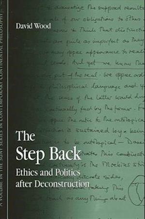 The Step Back af David Wood