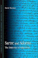 Sartre and Adorno af David Sherman