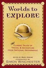 Worlds to Explore af Mark Jenkins