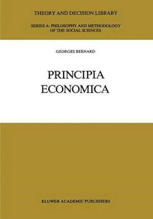 Principia Economica af Georges Bernard