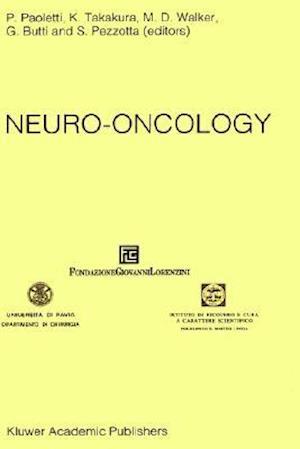 Neuro-Oncology af Pietro Paoletti, P. Ed. Paoletti, Fondazione Giovanni Lorenzini