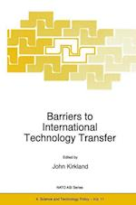 Barriers to International Technology Transfer af John Kirkland