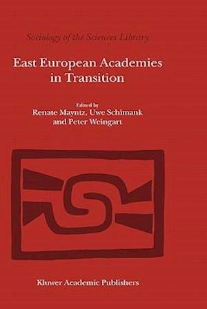 East European Academies in Transition af Renate Mayntz