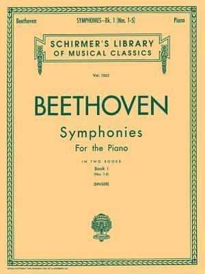 Symphonies af Ludwig Van Beethoven