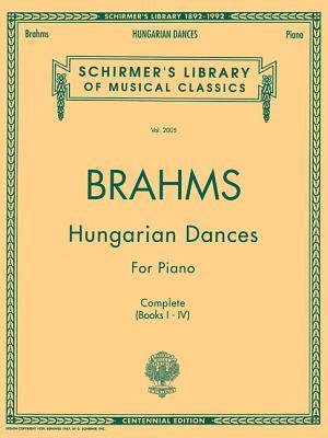 Hungarian Dances Complete af Johannes Brahms