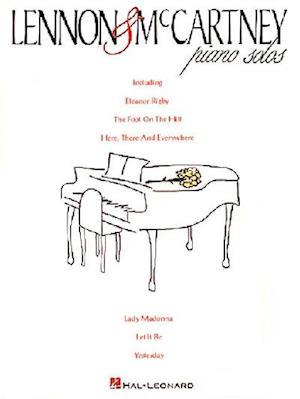 The Beatles Piano Solos af Hal Leonard Publishing Corporation