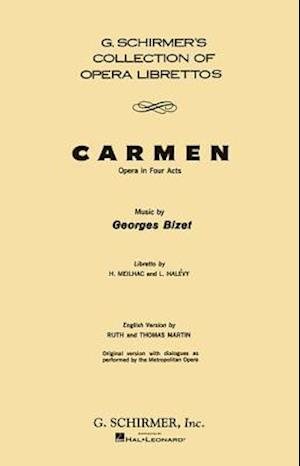 Carmen af Ludovic Halevy, Henri Meilhac